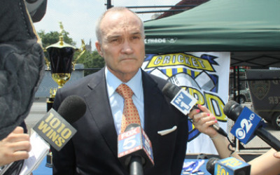 NYPD Commissioner Ray Kelly