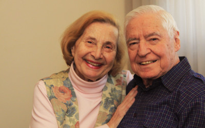 Elliot and Hunny have been married for 60 years