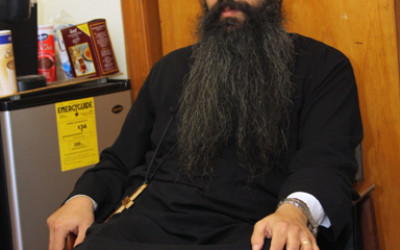 Father Armia Toufiles, Egyptian Coptic Church, Bay Ridge