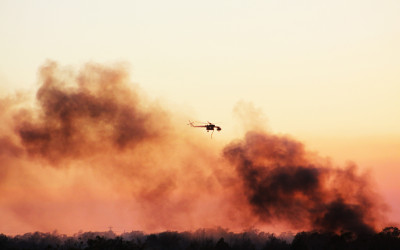 Bastrop Texas Fires